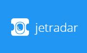 JetRadar screenshot